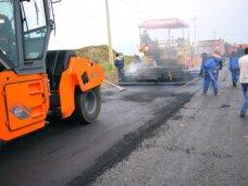 В Керчи начался плановый ремонт дорог