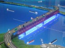 Керченский мост планируют построить к 2019 году
