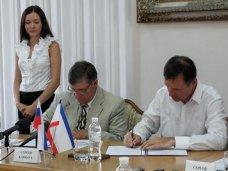 Ялта и район Республики Алтай договорились о сотрудничестве