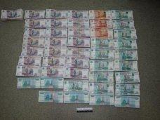 Из Крыма контрабандой пытались вывезти 5 млн. рублей