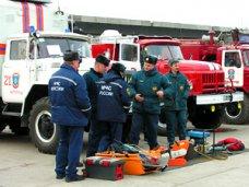 В Алуште усилят состав противопожарной службы МЧС