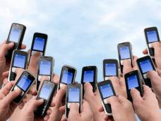 В российскую мобильную сеть в Крыму уже включено 2 млн. абонентов
