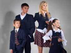 В Симферополе проведут модный показ школьной формы