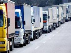 На Керченской переправе запрещена перевозка малотоннажных грузовиков