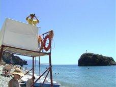 В Крыму за лето спасли на воде 67 человек