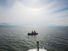 В Евпаторийском регионе двух детей унесло в море