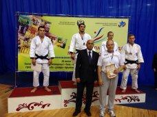 Севастопольские спортсмены приняли участие в спартакиаде по дзюдо в Пензе