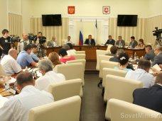 В Крыму создали Комиссию по экологической и энергетической безопасности
