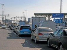 Очередь в порту «Крым» уменьшилась до 950 машин