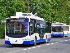 На приобретение новых троллейбусов в Крыму выделят 26 млн. рублей