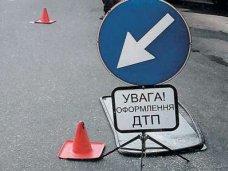 В Симферопольском районе на угнанном автомобиле сбили пешехода