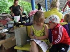 Дети-беженцы смогут учиться в школах Алушты