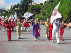 В Алуште стартовал Фестиваль крымской сувенирной продукции