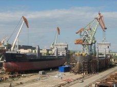 Украинское руководство отстранили от управления заводом «Залив» в Керчи