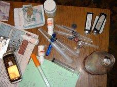 В Симферополе ликвидировали наркопритон