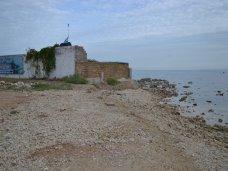 В Гурзуфе от частных застроек освобожден участок у моря