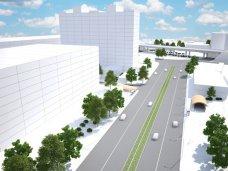Реконструкцию проспекта Победы в Симферополе закончат в этом году