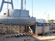 На заводе «Залив» в Керчи проведут закладку двух теплоходов