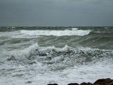 На Керченской переправе ожидается усиление ветра