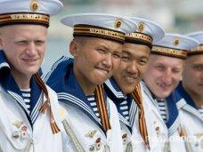 Моряки крейсера «Москва» проголосовали на выборах в законодательное собрание Севастополя