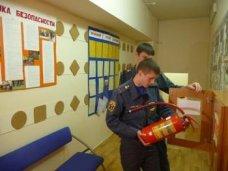 В Севастополе разработан план мероприятий по пожарной безопасности школ