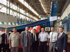 На заводе «Залив» в Керчи началось строительство двух теплоходов