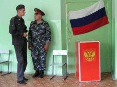 На избирательных участках в Крыму будут совместно дежурить милиция и самооборона