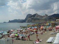 В Крыму отдохнуло более 10 тыс. жителей Подмосковья