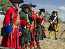 Под Севастополем стартовал Крымский военно-исторический фестиваль