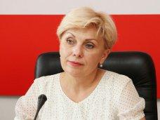 Детский омбудсмен Крыма приняла присягу
