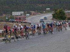 В Севастополе проходит велосипедная гонка «Крымская осень»