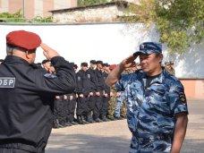 Крымские спецназовцы приняли присягу РФ