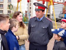 В Крыму выберут народного участкового