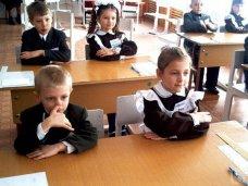 В школах Алушты добавили классы, чтобы принять школьников с юго-востока Украины