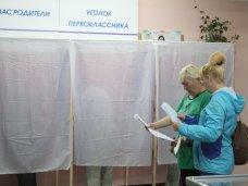 В Крыму проголосовали почти 613 тыс. избирателей