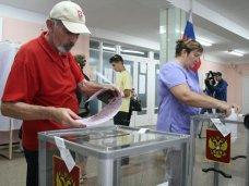 Выборы в Севастополе прошли без существенных нарушений
