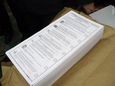 На выборах в Крыму было испорчено 7,4 тыс. бюллетеней