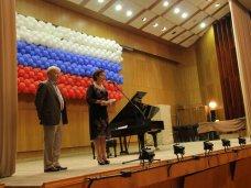 Симферопольскому музучилищу подарили рояль «Стейнвей»