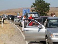 В порту «Крым» образовалась очередь из 800 автомобилей
