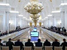 Глава Крыма принял участие в заседании Госсовета РФ