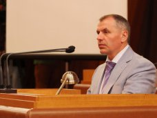 Константинова избрали на должность крымского спикера