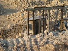 В Сакском районе частная фирма незаконно занималась добычей известняка