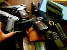 В Крыму пресекли канал сбыта оружия