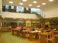 В Симферополе предложили открыть читальный зал Президентской библиотеки