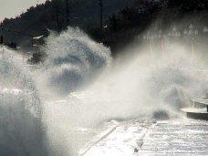 Жителей Севастополя предупреждают о надвигающемся шторме
