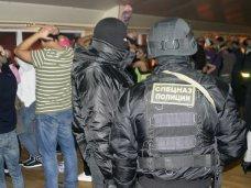 На молодежном фестивале в Крыму провели антинаркотический рейд