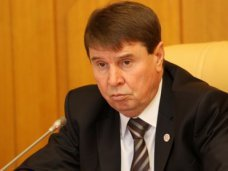 Представлять Крым в Совете Федерации будет Цеков