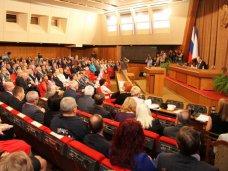 Комитеты крымского парламента получили право законодательной инициативы