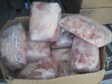 В Крым дважды пытались провезти контрафактную свинину