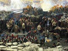 В Бахчисарайском районе отрыли памятную доску событиям Крымской войны